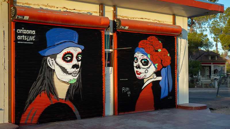 These Murals are a Monument to Tucson's Renaissance
