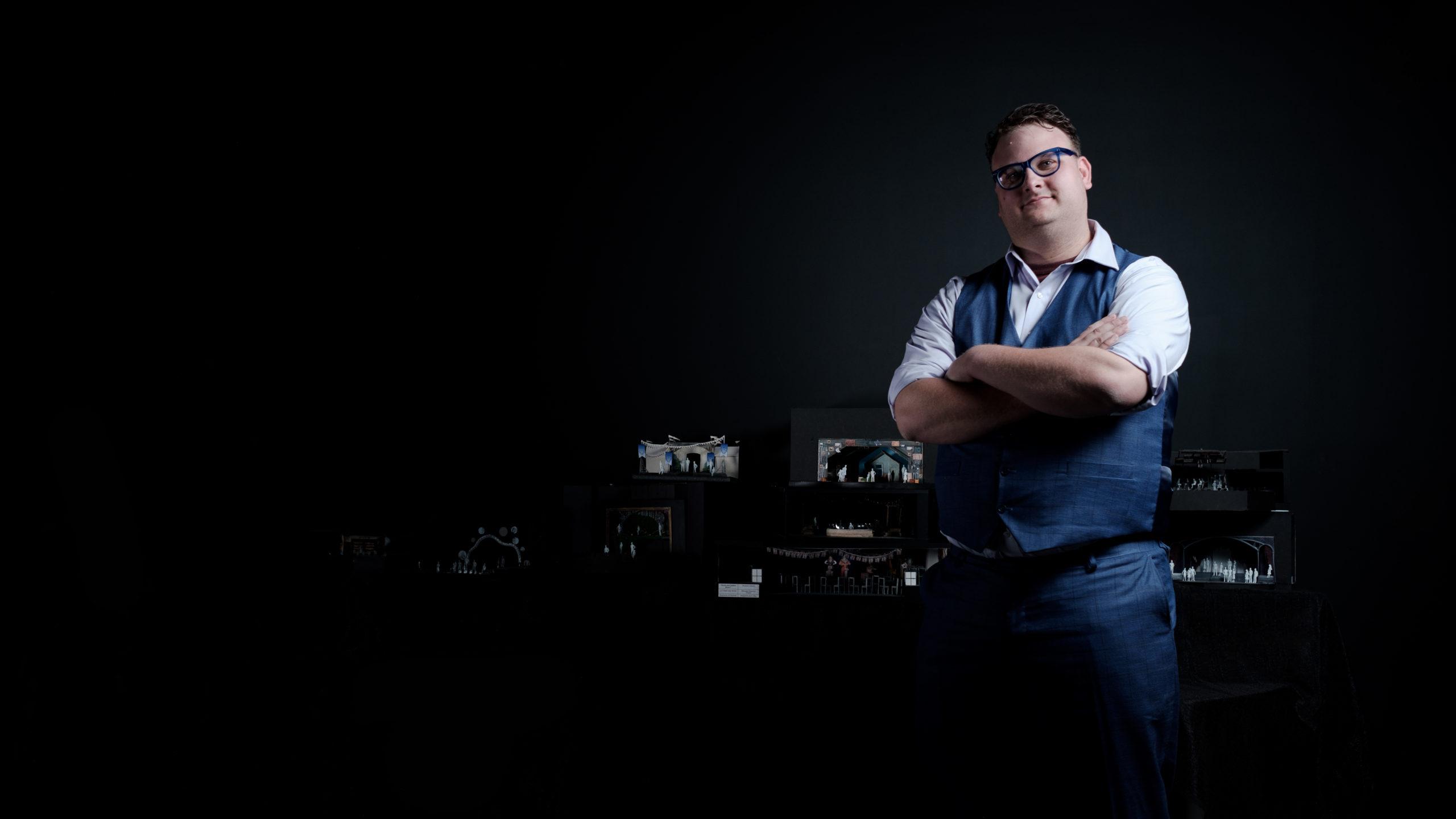 TFTV's Joe Klug named USITT Rising Star