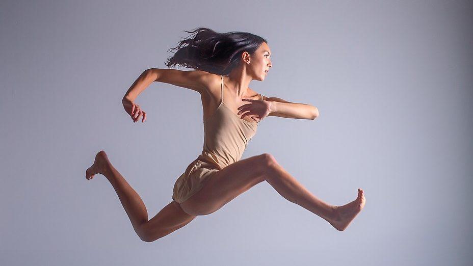 """Dancer Delphine Chang named """"Outstanding Senior"""""""