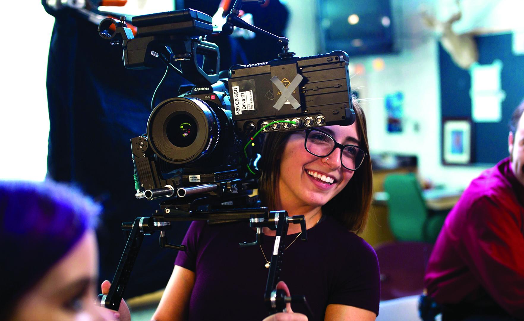 School of Theatre, Film & Television