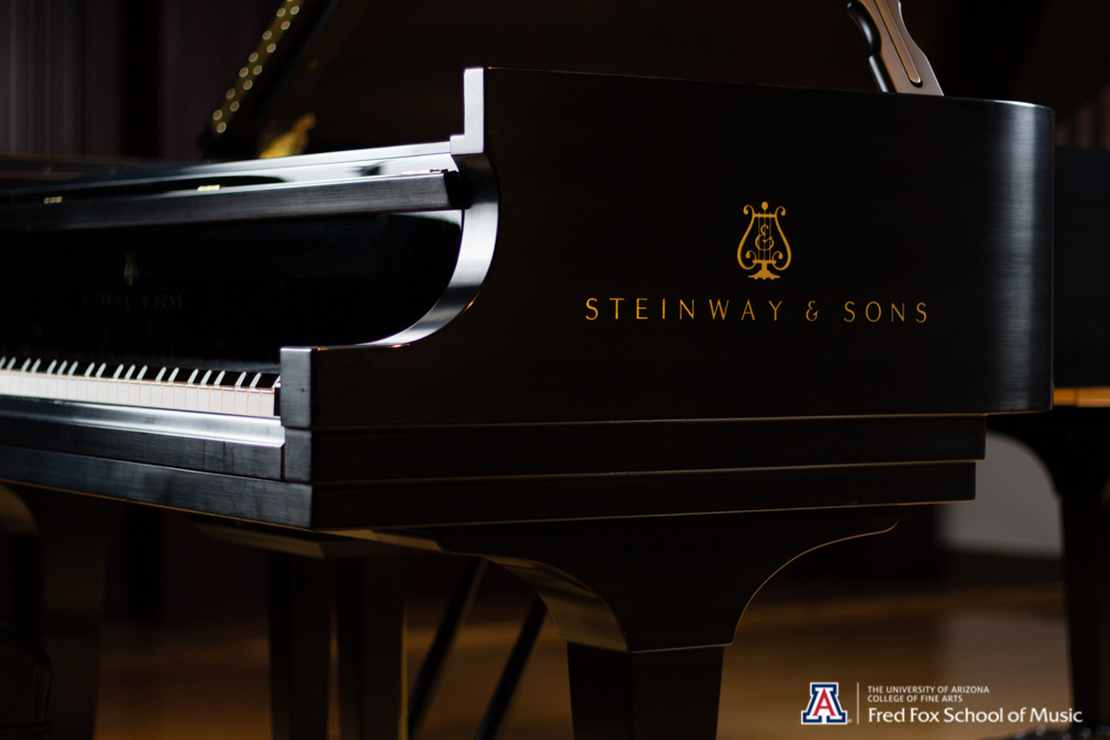 Audiences can vote on piano competition at the Trester Festival