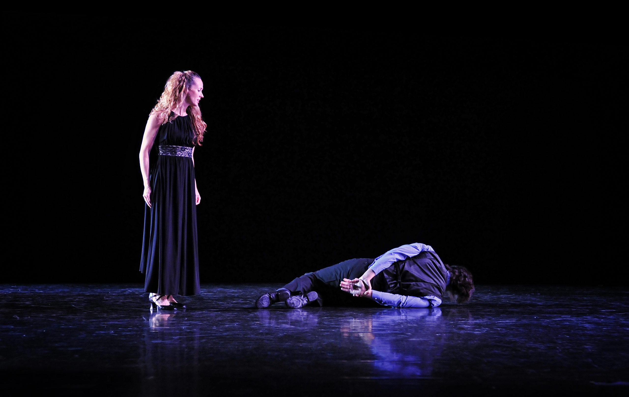 Professor Writes 'Sentences' of Movement to Bring Dances to Life