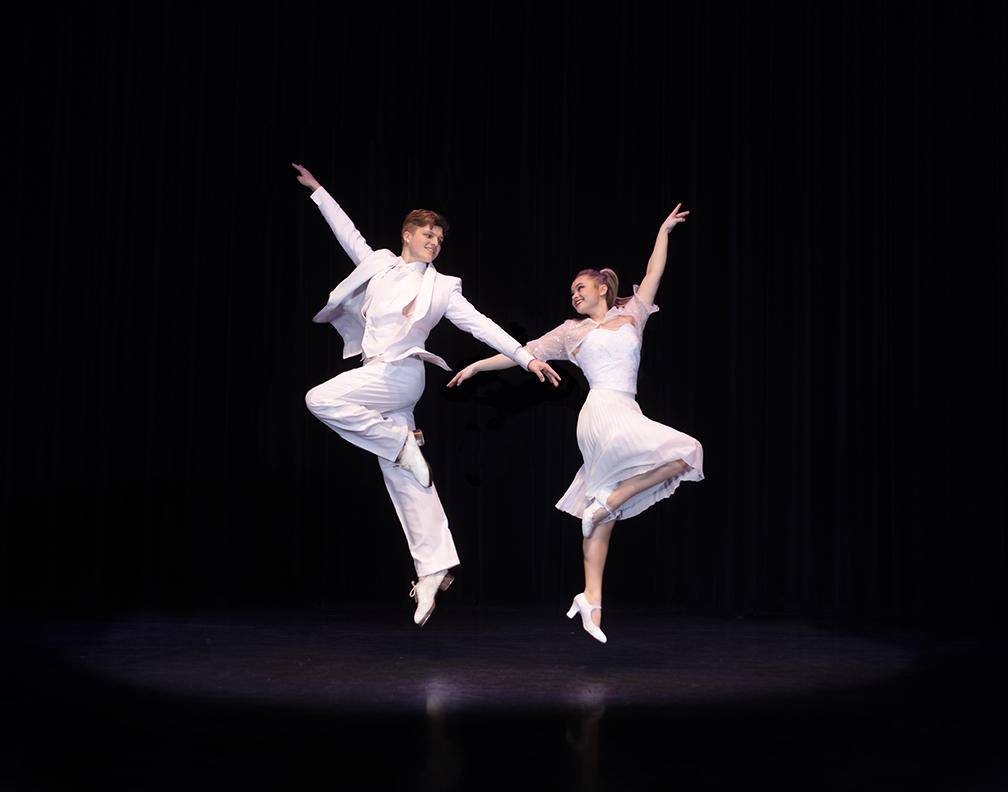 School of Dance is the ultimate prep for a pro dance career