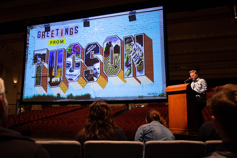 Chad Herzog: Investing in the Arts in Tucson