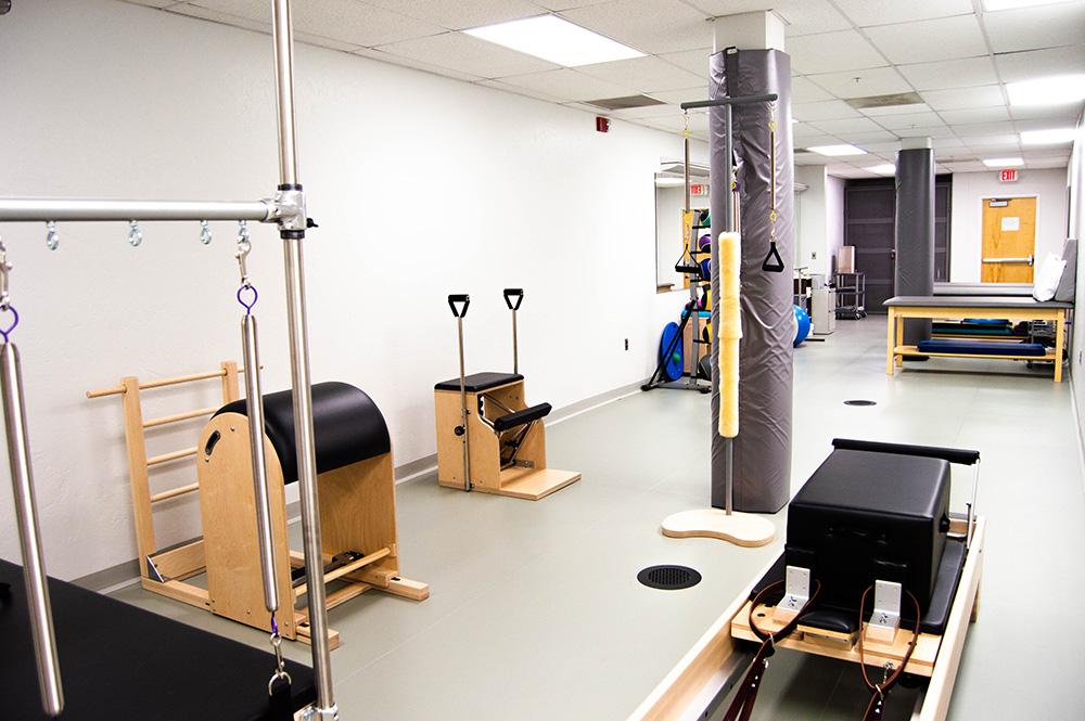 School of Dance opens new PT / Pilates studio
