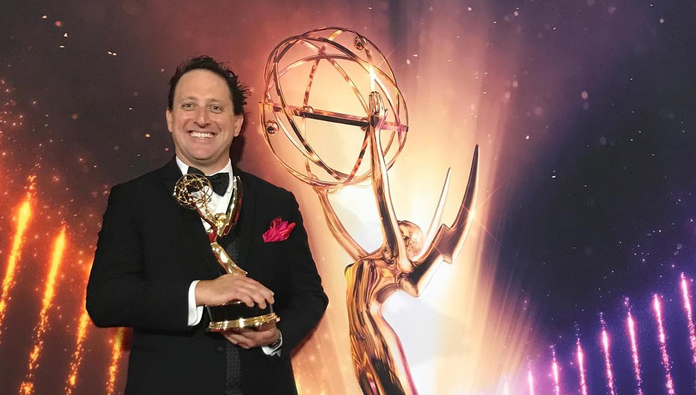 John Matter wins Emmy for work on 'Game of Thrones'