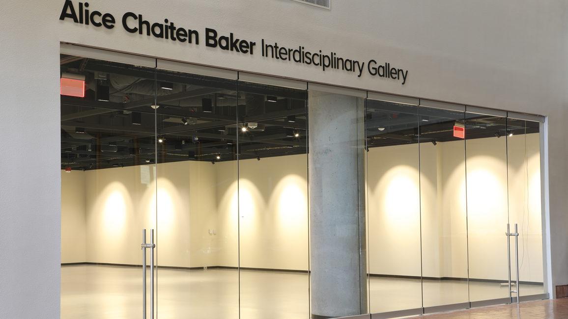 CCP announces new innovative Alice Chaiten Baker Interdisciplinary Gallery