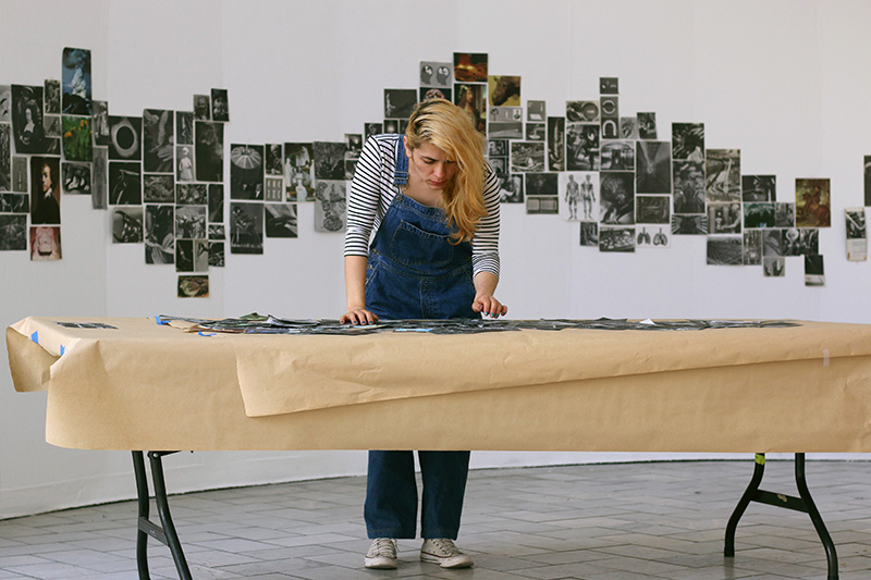 Students to pursue border-engaged arts research