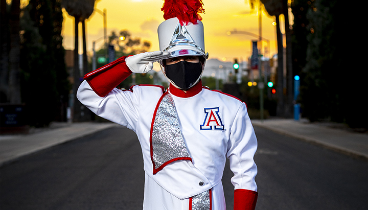 Performing Through A Pandemic: Look inside the Pride of Arizona's Season