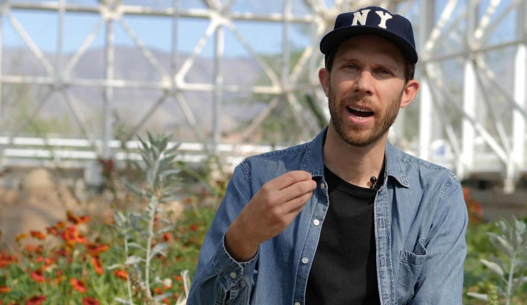 'Tangencies' brings people together at Biosphere 2
